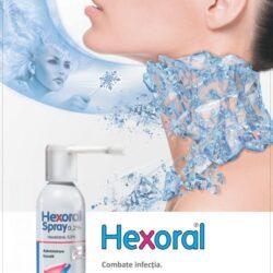 Afis_50x70cm_Hexoral Spray
