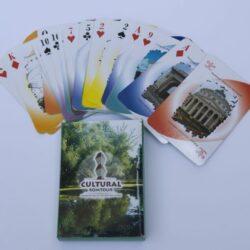 Carti de joc CULTURAL ROMTOUR 1